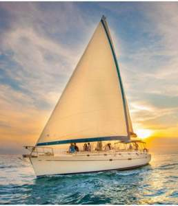 Luxury Sunset Sailing Los Cabos
