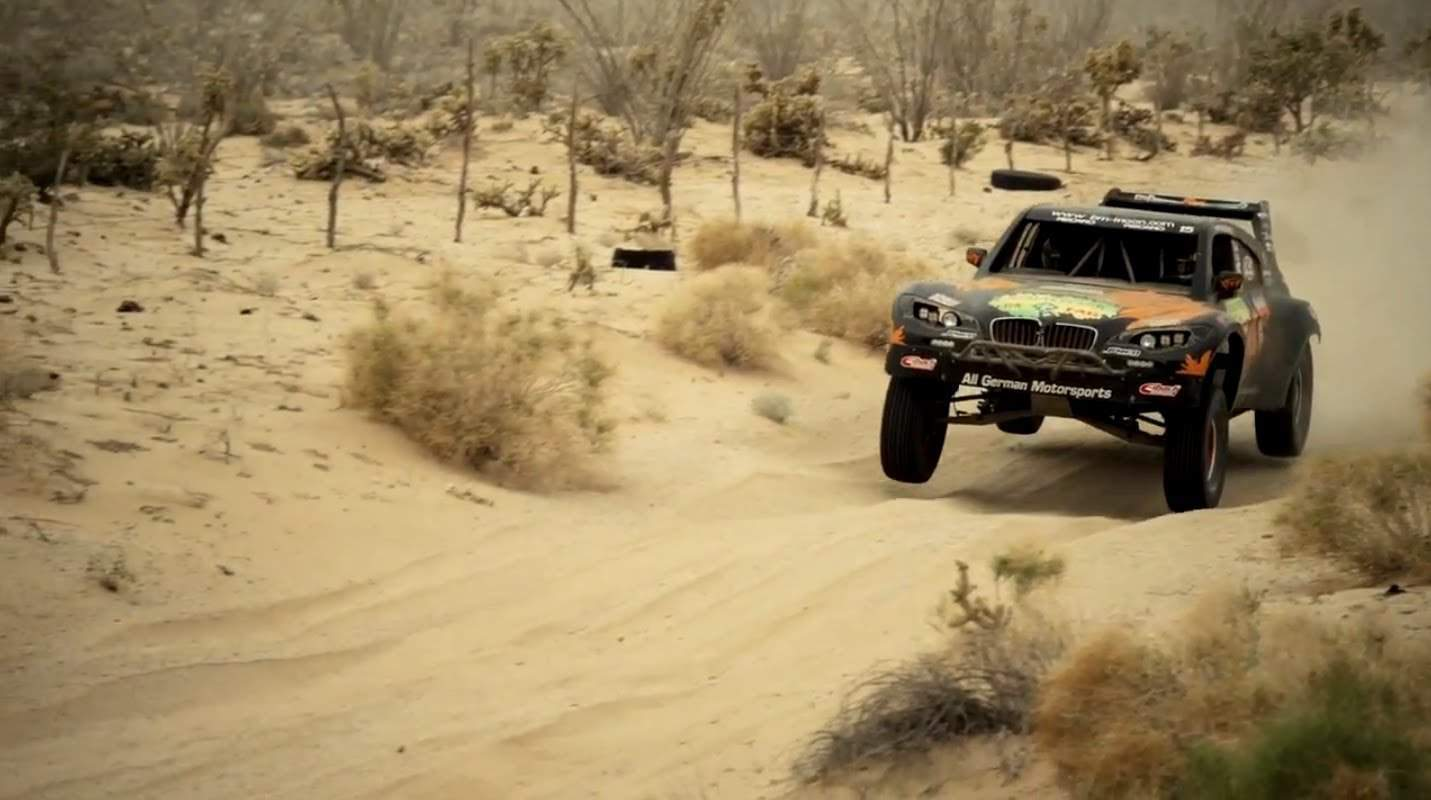 The Baja 1000 Off Road Race