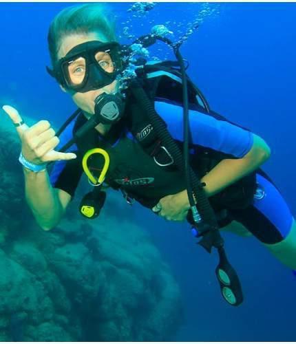 open water certification los cabos