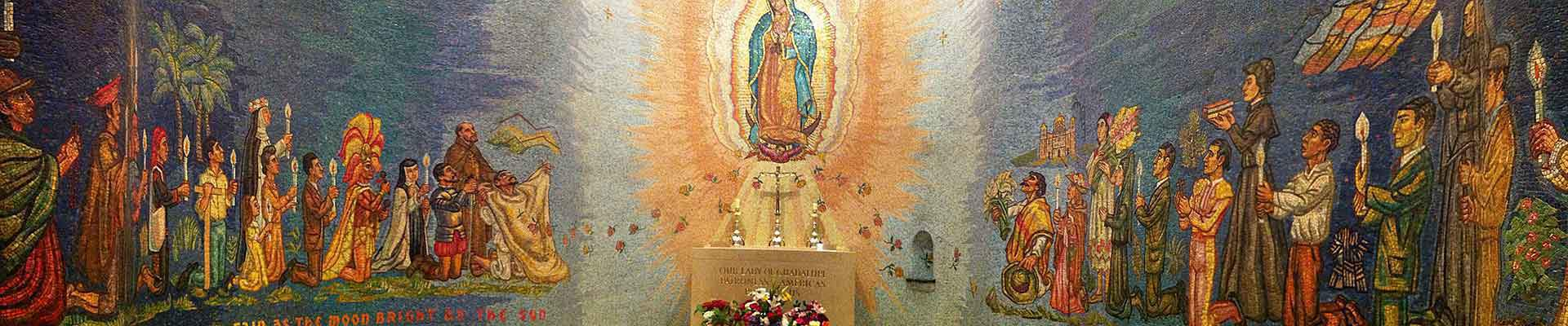 our-lady-of-guadalupe los cabos