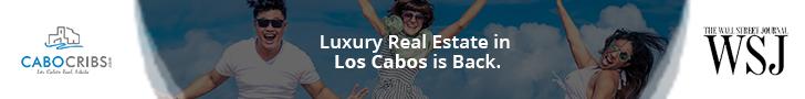 WSJ CAbo real estate is back